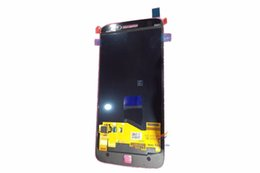 Wholesale Droid Lcd Screen - 100% Tested Replacement Parts for Motorola Z Droid XT1650-05 XT1650 LCD Screen Display with Touch Digitizer Assembly for Moto Z
