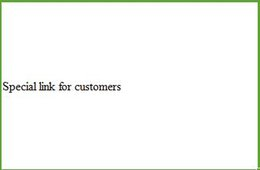 Wholesale Link Lead - special link for customer