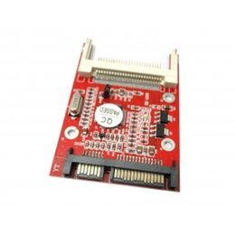 """Wholesale Cf Card Ide Adapter - 100pcs   lots CF Compact Flash Type 1 2 Merory Card to 2.5"""" SATA 7+15 22Pin converter Adapter ,Free shipping By Fedex"""