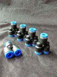 Wholesale Glasses Sockets - Three socket bongs accessories  , Glass Water Pipe Smoking Pipes Percolator Glass Bongs Oil Burner Water Pipes Oil Rigs Smoking