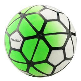 Wholesale quality soccer balls - high quality 2017 new and fashion style 6 colors machine sewn league football soccer ball futbal