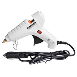 Wholesale Hand Tools For Cars - PDR Tools Hot Melt Glue Gun 12V Car Charging Glue Gun Multifunctional Tools For Furniture Plumbing Hand Tools Ferramentas