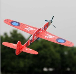 Электрические самолеты онлайн-KT пены Magic Board Rc Самолеты Su 27 модель электрический пульт дистанционного управления самолет бесщеточный мотор Rc планер игрушки DHL доставка