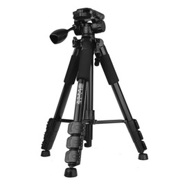 Wholesale Tripods For Video Dslr - Professional Portable Video Photo Tripod 4.8ft Aluminum Alloy Camera Tripod For DSLR Digital SLR Camera DV