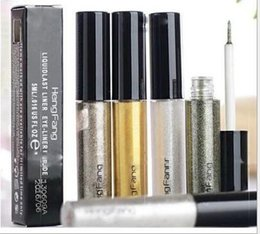 Melhor sombra de glitter on-line-2017 Melhor venda New Shiny Eye Liner Glitter Eyeshadow Líquido Brilhante Frete Grátis