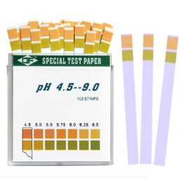 Wholesale fish uses - PH Test Strips Freshwater and Saltwater Aquarium Test Strips 100-Count Box Just dip & read Keep your fish safe & healthy Easy to Use