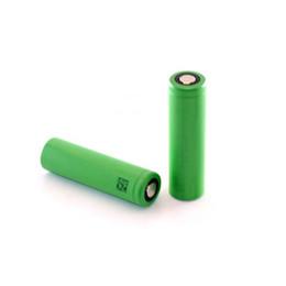 Wholesale Rechargeable E Cigs - 18650 Battery Lithium Rechargeable Battery Li-ion battery for all kinds of e cigs VTC4 VTC5 VTC6