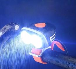 дальний фонарь Скидка XM-T6 4 * 18650 LED Far Near Расстояние Фронт велосипедов Свет USB Charge Велоспорт велосипед двойной Фара Lanterna водонепроницаемый фонарик