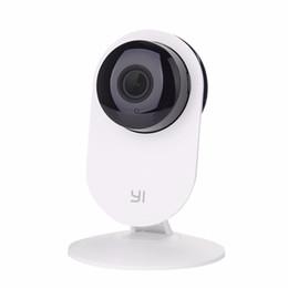 XiaoMi Xiao YI Cámara de Vídeo IP Original HD 1280 * 720 Visión Nocturna Original Mini WiFi Video Conferencia Webcam para Smart Home Life desde fabricantes