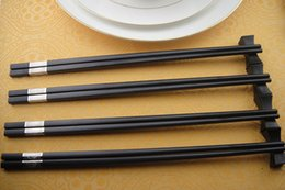 Wholesale Restaurant Wholesalers - Chinese Black Color Chopstick Rest Traditional Irregular Pillow Shaped Chopsticks Holder Hotel Restaurant Kitchen Mating Tableware