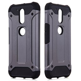 Wholesale G4 Logo - SGP Neo Cell Phone Case Rugged hybrid PC+ TPU Armor Shockproof Case Cover for MOTO G2G3 G4 PLUS G4 play iphone7 7 plus 6s plus can with LOGO