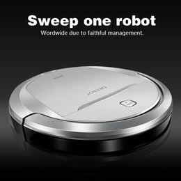 Wholesale Control Vacuum - Sweeping robot New Life intelligent vacuum cleaner wet cleaning for household home cleaning automatic clean Remote controller
