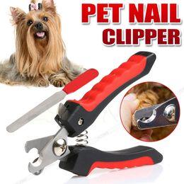 Wholesale Heavy Duty Nails - Grooming Pet Heavy Duty Nail Clipper Cutter Scissors Dog Cat Rabbit Toe Claw Paw