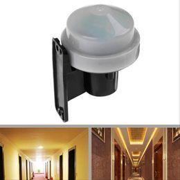Wholesale Dusk Sensor - High Quality Outdoor 230-240V Photocell light Switch Daylight Dusk Till Dawn Sensor Light switch