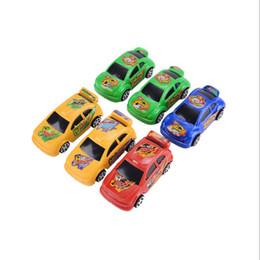 Wholesale Diecast Toy 64 - 60pcs set 11x5.5cm Diecast 1:64 Model Pull Back Car toys for Kids Mini Metal Toy Car Set Boys Brinquedo Cars