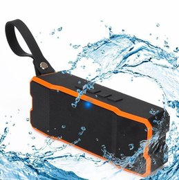 Wholesale Water Bass - Portable Wireless Bluetooth Speaker,Water Resistant,HD Bass Sound,Stereo Pairing,4500mAh IP65 Waterproof for Smart phone iPhone iPod iPad