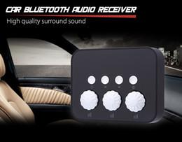 Wholesale Option Audio - BW - 108 Car Bluetooth 4.0 Audio Receiver Adjustable Volume Control Three Types Scene Mode Options 197011301