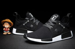 Wholesale Youth Skis - 2017 NMD XR1 x Mastermind Japan Skull Men Women Youth Kids Casual Running Shoes for Top quality Black Red White Boost Fashion Sneakers