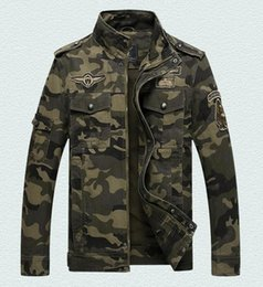Wholesale M65 Coat - camo spring jackets for men m65 camouflage military army jacket coat casaco masculino jaqueta masculina tactical