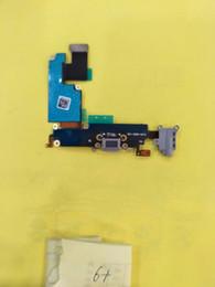 Kopfhörer-flexkabel online-Flex Für iPhone 6 plus 6s 7 plus Dock Connector USB-Ladeanschluss und Kopfhörer-Audio-Buchse Flex Cable Ribbon 20St