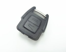 Wholesale Opel Vectra Key - Remote Key Case for Vauxhall Opel Astra Zafira Vectra Car Fob 2 Buttons, No Chip