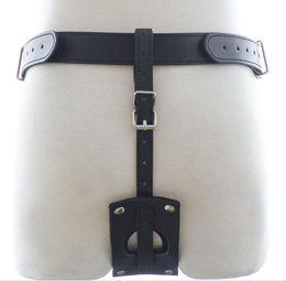 Wholesale Wearing Anal Dildo - SM Alternative Adult Supplies Anal Plugs Anus Plug Straps Masturbation Panties Wearing Masculine Male Shocking Chastity Belt