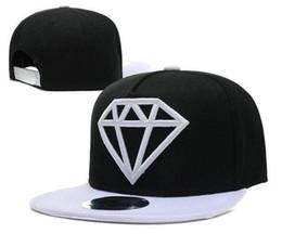 Wholesale Diamond Snapback For Girls - New Diamond Kids Snapback flat caps Hats Children Strapback Baby Baseball Cap for Boys Girls Hat bones aba reta Gorras bone