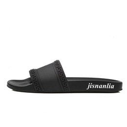 Wholesale t back for men - New arrival medusas slide sandals for mens fashion causal rubber flip flops summer outdoor beach slippers