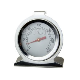 Wholesale Oven Thermometer Steel - Stainless Steel Classic Stand Up Food Meat Dial Oven Thermometer Temperature Gauge Gage Brand New