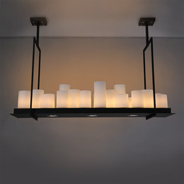 Wholesale Kevin Reilly Light - Kevin Reilly Altar Modern Pendant chandelier lamp LED Loft Black Hardware Glass Hanging Pendant Chandelier Lights fixtures