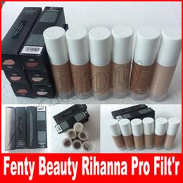 Wholesale Mixed Skin Type - Fenty Beauty Rihanna Pro Filt'r Soft Matte Longwear liquid Foundation Concealer 6 color 32ML Rihanna Makeup