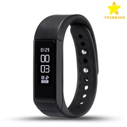 Wholesale Wireless Activity Monitor - I5 Plus Smart Bracelet Wrisband Bluetooth Wireless Fitness Pedometer Activity Tracker with Steps Counter Sleep Monitoring Calories Track