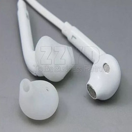 Wholesale Earphones For Iphone5 White - Cost Price Top Luxury 3.5mm 6U Printing Headphone Music DJ Headset With Mic For Apple Iphone5 6 plus Music Earphone Wholesale