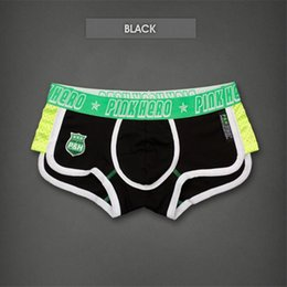 Wholesale Cheap Men Panties - Hot Sell Mr Cheap New Best Quality Brand Cotton Men's Boxers Shorts Fashion Sexy Large Male Boy Panties Mans Underwears Fat 1225