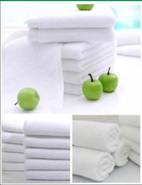 Wholesale Dish Washing Cloth - 1pc small square superfine fiber dish towel wash cloth handy kitchen clean towel 30x30cm