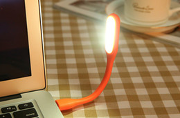 Wholesale Wholesale Emergency Supplies - Best selling led lighting power bank supply desk light fold-able bendable plug and play reading lamp desk lamp for emergency USB LED lamp