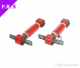 Wholesale Camber Kits Rear Civic - Adjustable Rear Camber Kit fit for Civic CRX Del Sol Integra Blue Red Purple in stock ready to ship