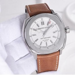 Wholesale Unique Sapphires - 3 Styles JeanRichard 44MM Automaitc Mens Watch Watches Unique Design and Style That Is Both Sporty and Refined