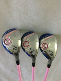 """Wholesale Rescue Clubs - Women Golf clubs XXio9 MP900 Hybrids Woods 19 21 23"""" Lady Graphite shaft 3PCS XX10 MP900 Golf Hybrid Rescues Right hand"""