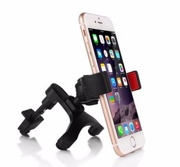 Wholesale Support de téléphone universel mini évent pour téléphone Samsung pour accessoires Samsung Stent iPhone Stand