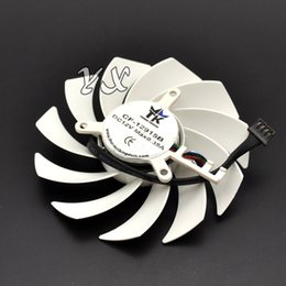 Argentina Ventilador de tarjeta de video Nuevo CF-12915B 12V 0.35A Ventilador de tarjeta gráfica 86 mm de diámetro Distancia de orificio 39 * 39 * 39 cheap diameter graphics card Suministro