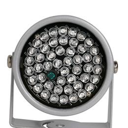 Wholesale Metal Ir Dome Camera - 20-30m IR Night Vision 48 IR LED Infrared Illuminator Light 850NM for CCTV Security Cameras Fill Lighting Metal Gray Dome