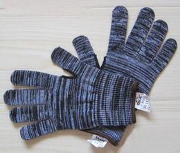 Protéger la fibre de verre anti-coupe gants de sécurité respirant gants de travail de protection gants résistant à l'usure mécanique de sécurité ? partir de fabricateur