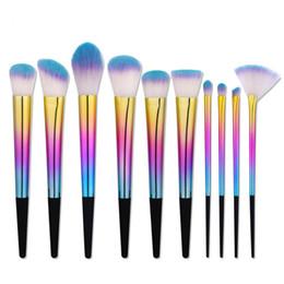 Wholesale Bright Eyes Make Up - 5   8  13 PCS Kakuki Makeup Brushes Kit Bright Glitter Color Make Up Brush Tools Powder Eye shadow Foundation Blush Cosmetic Beauty Tool
