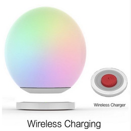 Wholesale Glass Led Tap - Wholesale-Mipow Playbulb BTL301W Sphere Smart Illumination LED Color Changing Dimmable Glass Tap to Change Orb Light Floor Lamp