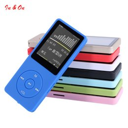 Wholesale A5 Book - Wholesale- Ultrathin 8GB MP3 Player with 1.8 Inch Screen Can Play 50H With FM E-Book Clock Data A5