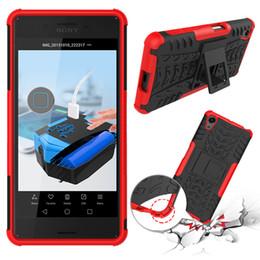 4996ac2a257 Para Sony Xperia XZ1 L1 XA1 C5 XA E5 Funda Armadura de protección a prueba  de golpes Funda Clásica Moda avanzada Fina Teléfono móvil Paquete al por  menor