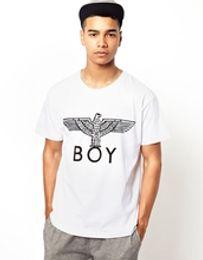 Wholesale S W T - w 2017 Novel T Shirt Brand Men Newest Printed Boy London Tees Tops Harajuku Letter Tee Shirts