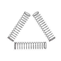 Wholesale Valve Springs - wholesale 3pcs Trumpet Piston Valve Spring Accessories Part Replacement