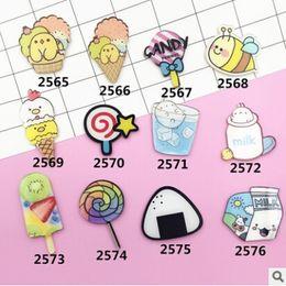 Wholesale Brooch Kids - New 20 pcs mixed cartoon acrylic brooch badge,Kids Party Gift A--98